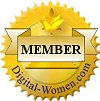 digital women member logo