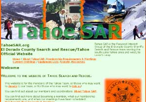 Tahoe Search & Rescue